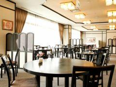 1階 中国レストラン暢叙園(チャンシュウエン)