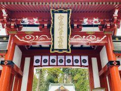 湯布院の名所『うなぎひめ神社』!