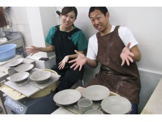 陶芸体験でちょっと変わったデートを楽しんでみては?