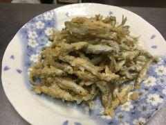 釣れたわかさぎは天ぷらにしてお召し上がりできます、♪♪