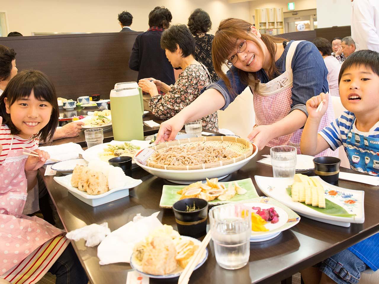 【徳島・祖谷・そば打ち体験】伝統の「祖谷そば」を手打ちして、その場で実食プラン