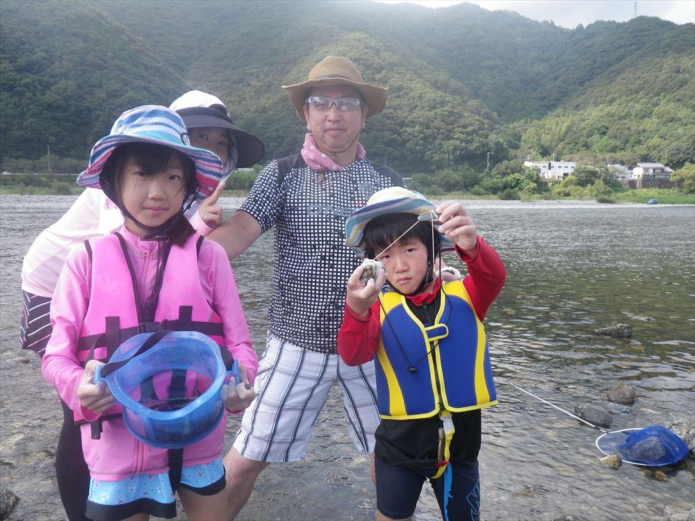 【お土産付き♪】【仁淀川体験】【6歳以上~】〈釣り〉小さいお子様も体験可能! ~...