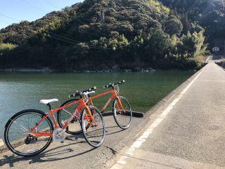 【自転車で仁淀川を満喫♪】いの町レンタサイクル JR伊野駅から徒歩3分