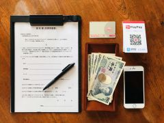まずは開始時間前にクラブハウスにて誓約書の記入とお支払いをお済ませください。支払い方法は現金・クレジットカード・QRコード決済・交通系ICなどお選び頂けます。