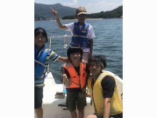 船で行く初心者釣り体験(3時間)