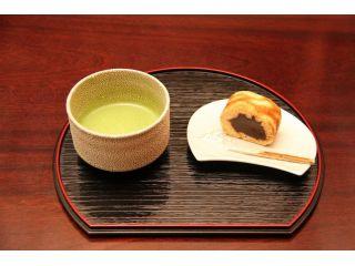 武雄焼とお抹茶と和菓子①