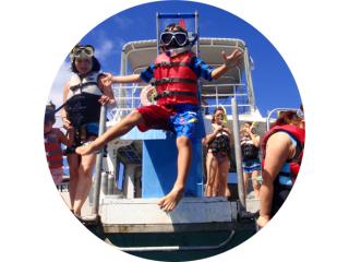 九十九島は、パラダイス。お子様から参加可能な新しい遊びのかたち。この夏最高の思い出へLet'sGo