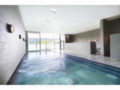 ホテルシャンベール内にある霧生温泉「香楽の湯」