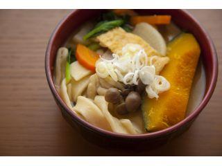 親子チャレンジ【楽しいほうとう作り体験】美味しい山梨県の郷土料理【ほうとう】