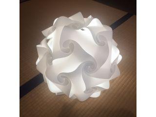 【おうちを華やかに♪】選べる小さなランプシェード作り体験♪※電球は含まれません※
