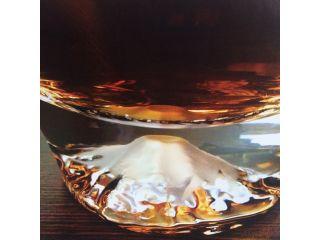 富士山グラスは2種類 オルード・タンブラーが有ります。プレゼントに最適な木箱入り