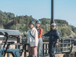 ツアーガイドが人吉の復興の歩みをサイクリングで一緒にまわりご案内します!