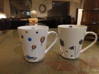 【北海道・札幌・ポーセラーツ】カフェで簡単ポーセラーツ体験!オリジナルマグカップコース
