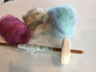 【羊毛体験】手紡ぎ体験コース