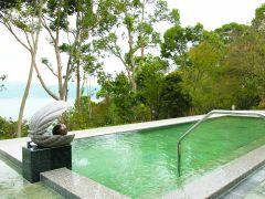 山の湯 露天風呂