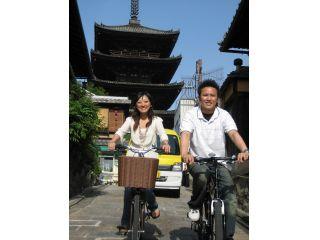 【京都】【レンタサイクル】【来店専用】ミドルクラス・シティー¥1,200♪1dayレンタサイクル♪<午前中からご利用のお客様用>