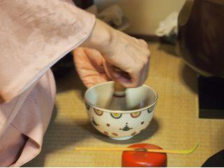 気軽にお茶を楽しみませんか??