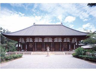 唐招提寺(堤供:一般財団法人奈良県ビジターズビューロー)