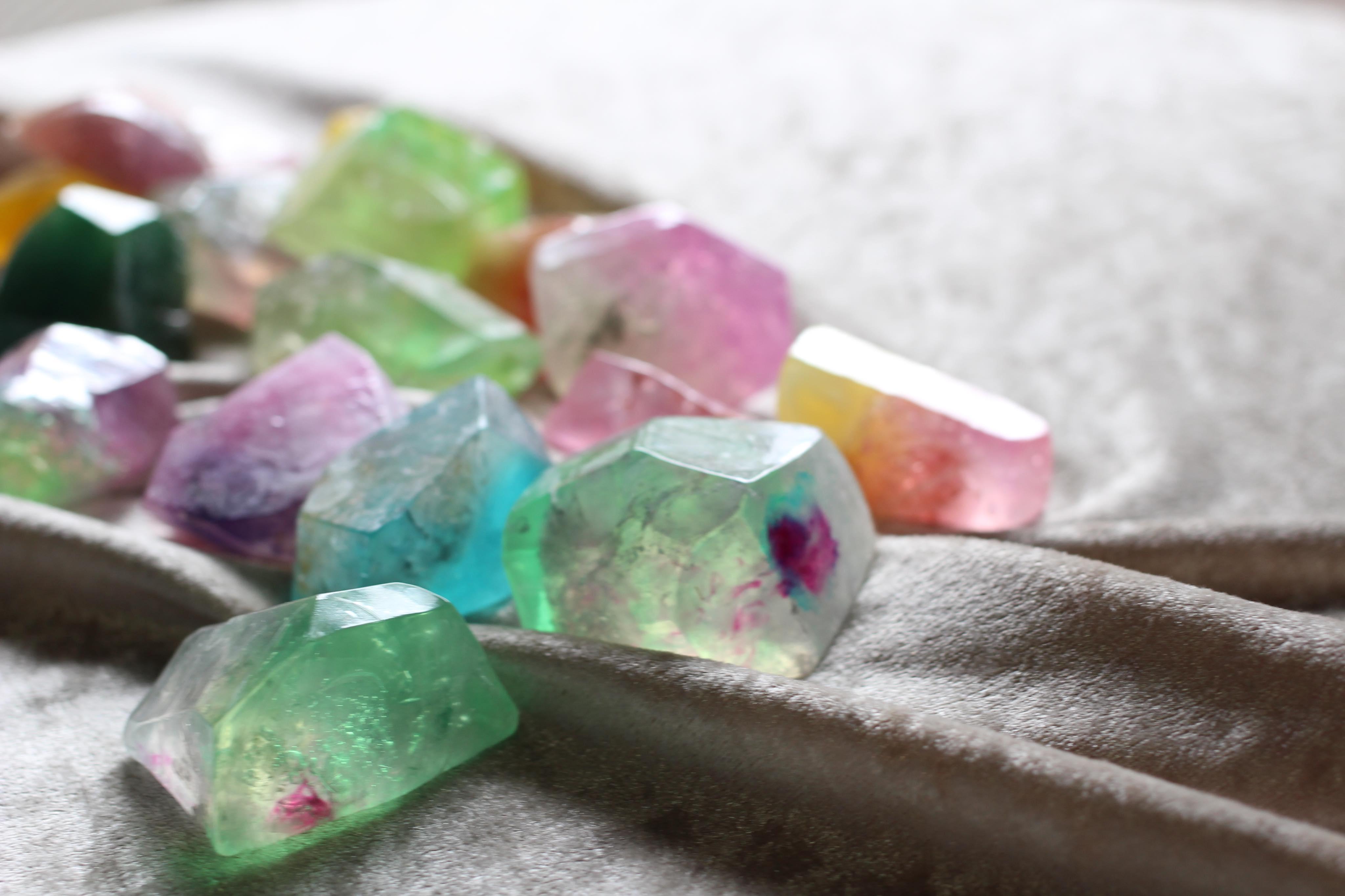 【4名様でグループ割引】宝石石けん~georac soap workshop~