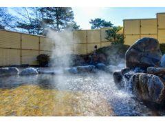 【森の湯】箱根の名湯でほっこり温泉をお楽しみください。