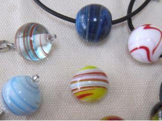 【鳥取県在住者限定】【ガラス細工】アクセサリーやストラップに!いろんなガラスでカワイイとんぼ玉を作ろう♪とんぼ玉制作体験☆