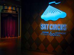 「遊べる」展望台SKY CIRCUSへようこそ!