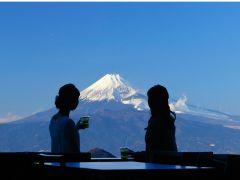 富士山を見ながらランチはいかが??