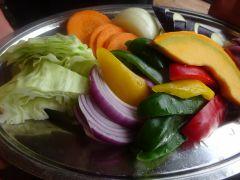 野菜盛3人前