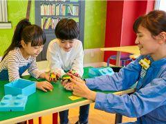 おもしろいレゴ作品をつくるレゴ教室に参加してレゴ技の秘密を発見しよう!