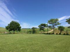 緑豊かな大草原!!
