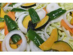 野菜もいっぱい!