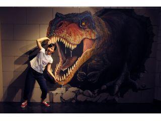 [肉食恐竜 アロサウルス]迫力満点!飛び出す恐竜☆