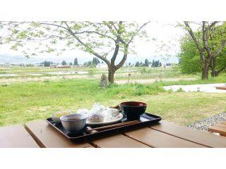 【松川コース】安曇野の里山の魅力を感じながらサイクリング! おにぎり作りも体験できます♪ ☆ファミリーやカップルオススメ!☆