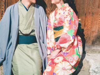 京都の街には着物が似合う♪写真を撮って歩くのもおすすめ♪