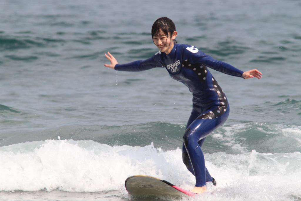 地域共通クーポン対象「一日でテイクオフできる」と噂のスクール!四国サーフィンのメ...