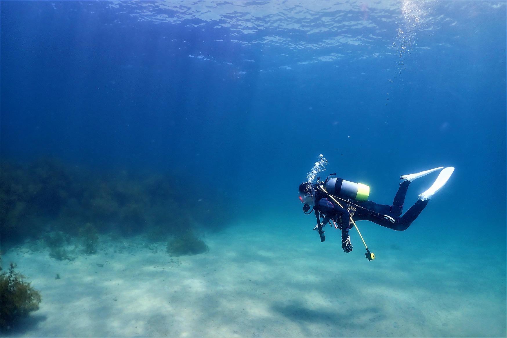 ≪初心者の方大歓迎♪≫体験ダイビングプラン!能登の海を楽しめるダイビングコース!