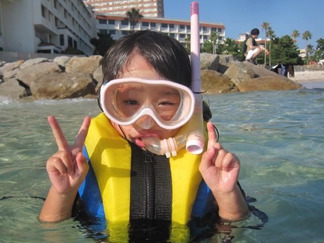 【年齢制限無し】体験スノーケリング♪たっぷりの自由時間で海を満喫してください!!