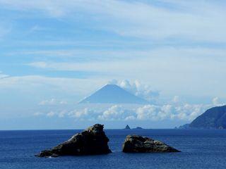 富士山が綺麗!