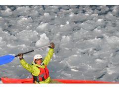 今年はビッグベアー付近では来週(3月12日)ですべての氷が無くなりそうです。