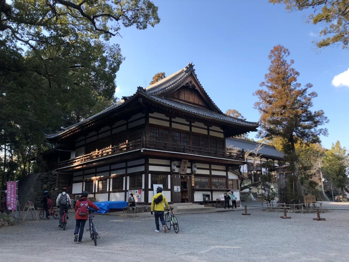 ガイド付き・自転車でめぐるわかやま1DAYツアー ~紀の川・熊野古道・四季の郷公...
