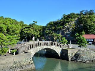 日本遺産和歌浦をめぐるコースです。