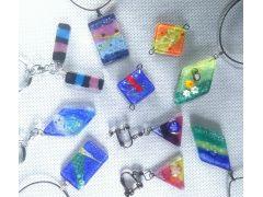 多数の選択×カラフルな七宝釉薬20色×トッピング の組合せで オンリーワン制作!!
