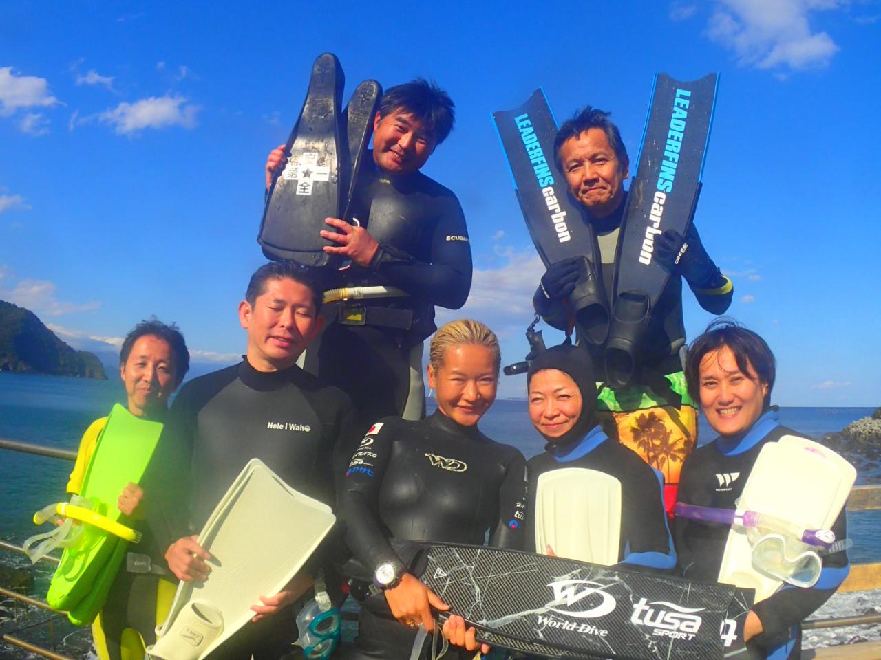 【スノーケリング・午前プランor午後プラン】川奈に住むウミガメに出会えるかも?!...