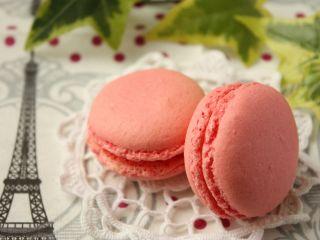 【お菓子作り体験プラン】マカロン・パリジャン♪ラズベリークリーム お土産5個付き