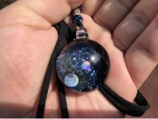 手の中の小宇宙を作りましょう