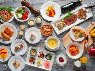 4つの+Plusで美味しさも楽しさUP★安心安全をプラス★テーブルオーダー形式でアツアツをプラス★北海道食材をさらにプラス★カラダが喜ぶごほうびメニューをプラス