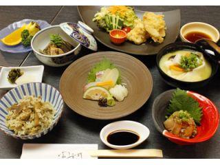 日本料理富貴野 大分名物 府内ディナーコース