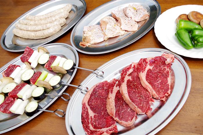 □東伊豆の本格的BBQ!□メディアでも紹介された穴場BBQ!地域の新鮮素材を使っ...