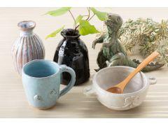 食器や壷、置き物など自由な発想で作ってみよう