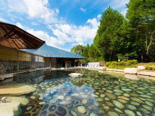 西日本最大級の大露天風呂